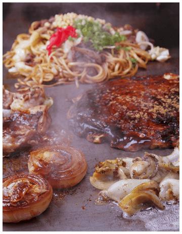 淡路島の特産料理の美味しさをえぇとこどり